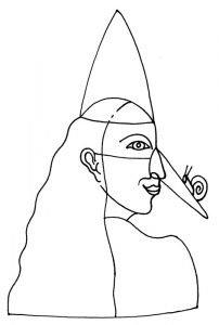 Battello stampatore - Poesia - Illustrazioni Ugo Pierri